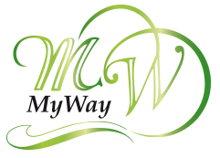 Logo: My Way | Claudia Zollinger
